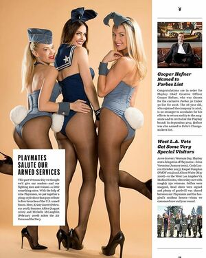 The digital download January/February 2018 issue of @playboy is available now!! Link in bio 😍😛🙋🏼♀️ #playboy #playboybunnies #playboyplaymates @kristygarett @summeraltice