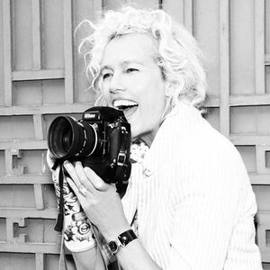 All my love to one of the most inspiring women on this planet. She's dangerous, creative, funny, and has enough personality to fill the Colosseum. I'm so lucky to be able to work with you. Happy freaking birthday Ellen Von Unwerth!